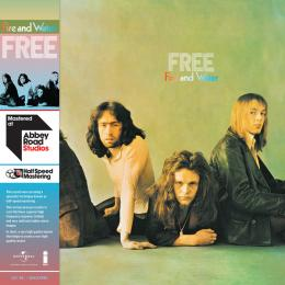 Free, Fire And Water (1970) (180 Gr. Half Speed Mastering Vinyl) (LP)