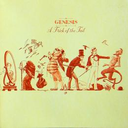 Genesis, A Trick Of The Tail (LP)