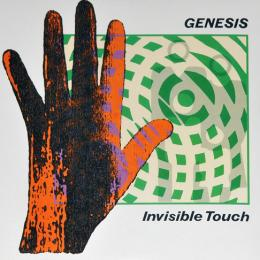 Genesis, Invisible Touch (1986) (180 Gr. Vinyl) (LP)