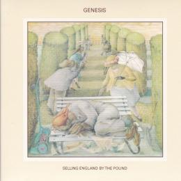 Genesis, Selling England By The Pound (1973) (Cardboard Sleeve) SHM-CD Japan Ed.