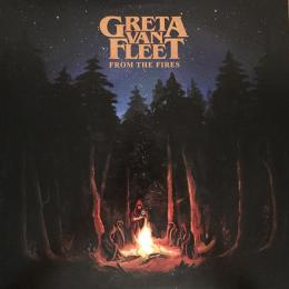 Greta Van Fleet, From The Fires (2017) (LP)