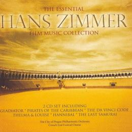 Hans Zimmer, The Essential Film Music Collection (2 CD)