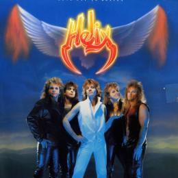 Helix, Long Way To Heaven (LP)