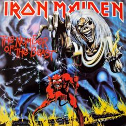 Iron Maiden, The Number Of The Beast (1982)