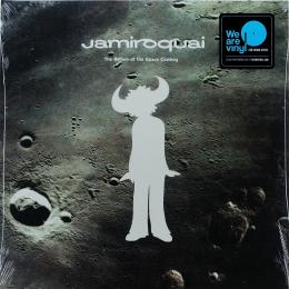 Jamiroquai, The Return Of The Space Cowboy (1994) (180 Gram Vinyl) (G/f) (2 LP)