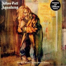 Jethro Tull, Aqualung (1971) (The 2011 Steven Wilson Stereo Remixed 180Gr Vinyl With A 24 Page LP-Sized Booklet) (G/f) (LP)