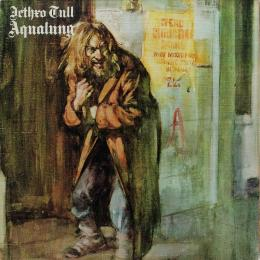 Jethro Tull, Aqualung (1St Press) (G/f) (LP)