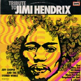 Jimi Hendrix (Tribute), Tribute To Jimi Hendrix By Jeff Cooper And The Stoned Wings (LP)