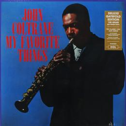 John Coltrane, My Favorite Things (1961) (G/f) (180 Gram Hq Virgin Vinyl) (LP)