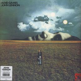 John Lennon, Mind Games (1973) (180Gr. Heavyweight Vinyl) (LP)