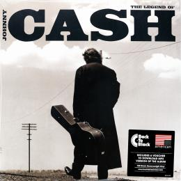 Johnny Cash, The Legend Of Johnny Cash (2005) (G/f) (2X180Gram Heavyweight Vinyl) (2 LP)