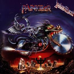 Judas Priest, Painkiller (1990, 1993) (180 Gram Vinyl) (LP)