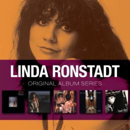 Linda Ronstadt, Original Album Series (5CD) (Prisoner In Disguise, Simple Dreams, Living In The Usa, Mad Love, Cry Like...)