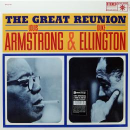 Louis Armstrong / Duke Ellington &, The Great Reunion Of Louis Armstrong & Duke Ellington (1963) (LP)