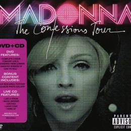 Madonna, The Confession Tour (CD+DVD)