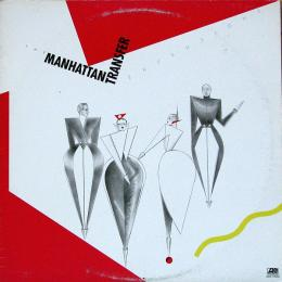 Manhattan Transfer, Extensions (LP)