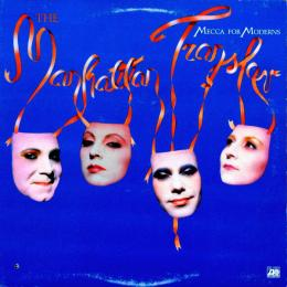 Manhattan Transfer, Mecca For Moderns (LP)
