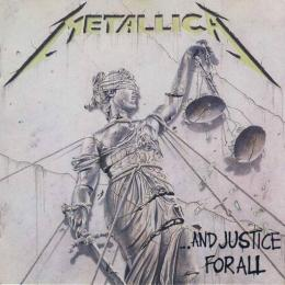 Metallica, … And Justice For All (1988) (USA) (Ins.) (2 LP)