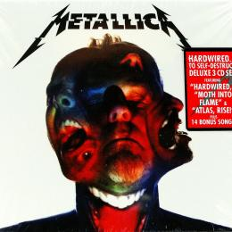 Metallica, Hardwired…to Self-Destruct (Deluxe 3 CD Set)
