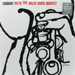 Miles Davis, Cookin` With The Miles Davis Quintet (1957) (180 Gram Hq Virgin Vinyl) (LP)