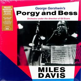 Miles Davis, Porgy And Bess (1959) (G/f) (180 Gram Hq Virgin Vinyl) (LP)