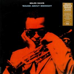Miles Davis, `Round About Midnight (1957) (G/f) (180 Gram HQ Virgin Vinyl) (LP)