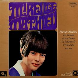 Mireille Mathieu, Mireille Mathieu (Club Edition) (LP)