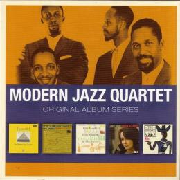 Modern Jazz Quartet, Original Album Series (5CD) (Pyramid, Third Stream Music, The Mjq & Orchestra, Lonely Woman, The Sheriff)