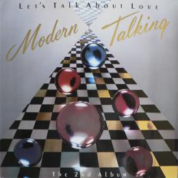 Modern Talking, Let's Talk About Love - The 2Nd Album (Original) (LP)