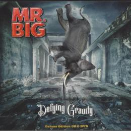 Mr. Big, Defying Gravity Deluxe Edition (CD+DVD)