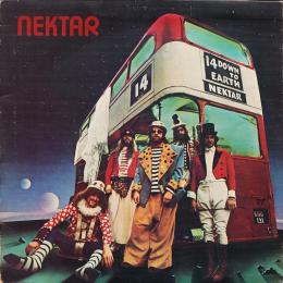 Nektar, Down To Earth (1St Press) (G/f) (LP)
