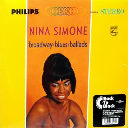 Nina Simone, Broadway, Blues, Ballads (1964) (180 Gr. Heavyweight Vinyl) (LP)