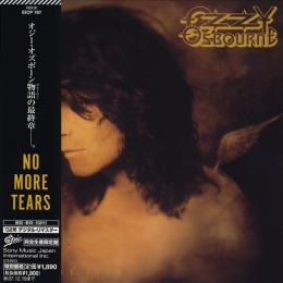 Ozzy Osbourne, No More Tears (1991) (Paper Sleeve) (Japan Ed.)