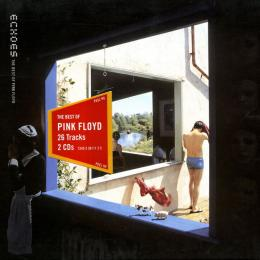Pink Floyd, Echoes The Best Of (2 CD)