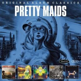 Pretty Maids, Original Album Classics (Red,hot And Heavy/ Future World/ Jump The Gun/ Sin-Decade/ Stripped)