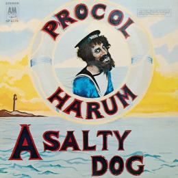 Procol Harum, A Salty Dog (Orig., Canada) (LP)
