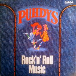 Puhdys, Rock 'n' Roll Music (LP)