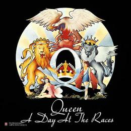 Queen, A Day At The Races (1976) (2011 Digital Remaster)