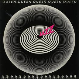 Queen, Jazz (1St Press) (G/f) (Ins.) (LP)