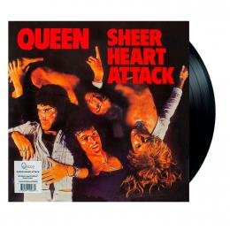 Queen, Sheer Heart Attack (1974) (180 Gr. Heavyweight Black Vinyl Half Speed Mastered) (LP)