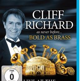Richard. Cliff, As Never Before… Bold As Brass - Live At The Royal Albert Hall