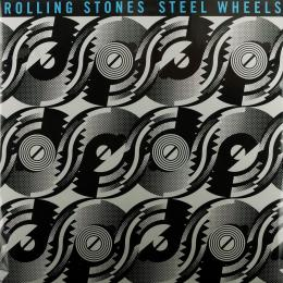 Rolling Stones, Steel Wheels (Ins.) (LP)