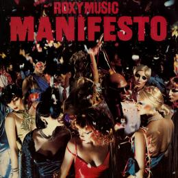 Roxy Music, Manifesto (LP)