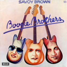 Savoy Brown, Boogie Brothers (1St Press) (LP)