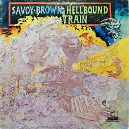 Savoy Brown, Hellbound Train (1St Press) (G/f) (USA) (LP)
