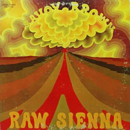 Savoy Brown, Raw Sienna (1St Press) (G/f) (USA) (LP)