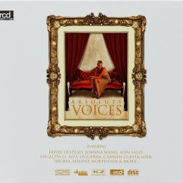 Сборник, Absolute Voices (XRCD2)
