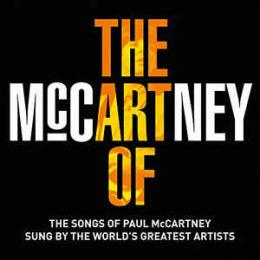 Сборник, The Art Of Mccartney - The Songs Of Paul Mccartney Sung By The World`s Greatest Artists +2 Bonus Tr. (2CD)