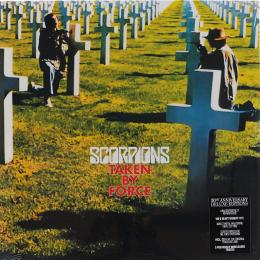 Scorpions, Taken By Force (1977) (50Th Anniversary Deluxe Ed. 180G Heavyweight Vinyl Incl. CD)