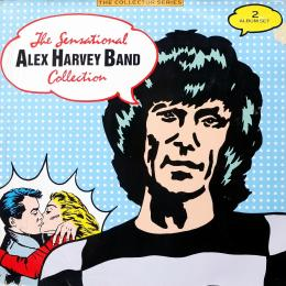 Sensational Alex Harvey Band, Collection (G/f.) (2 LP)